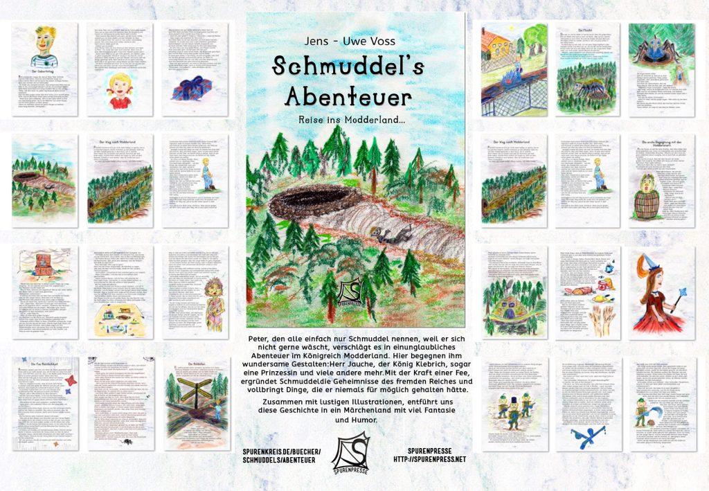 Schmuddel's Abenteuer – Veröffentlichung der 2. Ausgabe